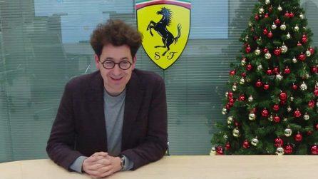 """Formula1 - Ferrari, Binotto: """"Ecco la nuova Ferrari SF21"""""""