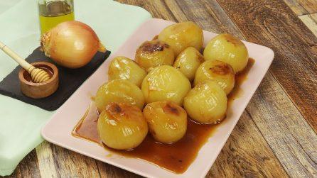 Cipolle in agrodolce: il contorno saporito che piacerà a tutti!