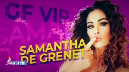 Grande Fratello VIP - Samantha De Grenet: la clip di presentazione