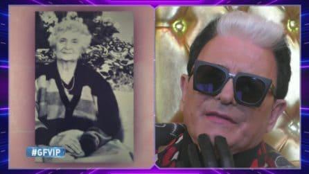Grande Fratello VIP - Cristiano Malgioglio ricorda la morte della mamma