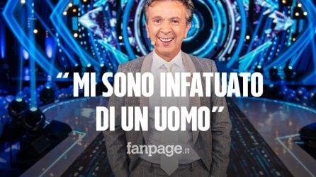 """Pupo, la confessione al GFVip: """"Ho avuto un'infatuazione per un uomo di nome Riccardo"""""""