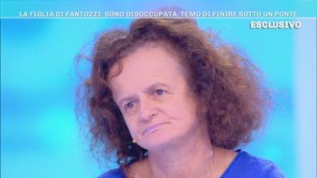 """La figlia di Fantozzi: """"Sono disoccupata, temo di finire sotto un ponte"""""""