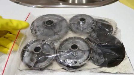 Come pulire i bruciatori del piano cottura in maniera naturale