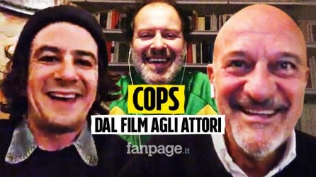 """""""Cops - Una banda di poliziotti"""", dal film agli attori"""