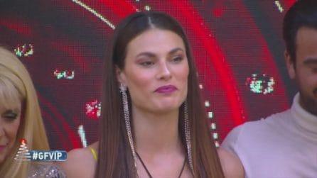 Dayane Mello salva al televoto contro Maria Teresa e Pierpaolo