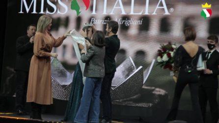 "Le prime parole di Miss Italia Martina Sambucini: ""Ho superato i miei limiti"""