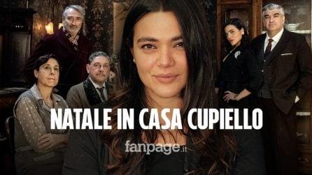 """Pina Turco in Natale in casa Cupiello: """"Lavorare su Eduardo De Filippo è come toccare la Madonna"""""""
