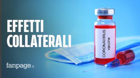 Vaccino anti Covid di Moderna: tutti gli effetti collaterali della preparazione