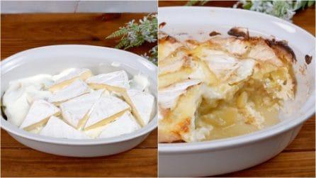Tartiflette: il piatto a base di patte e cipolle che conquisterà tutta la famiglia!
