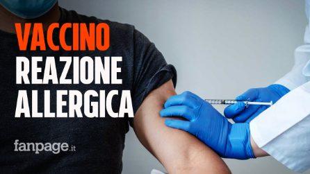 Vaccino anti COVID di Pfizer, grave reazione allergica: ecco cosa è successo