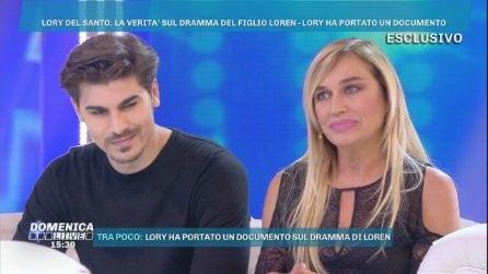 """Lory Del Santo ringrazia Marco Cucolo: """"È riuscito a starmi vicino in un momento difficile"""""""