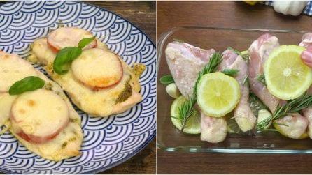 3 idee per una cena deliziosa con il pollo!