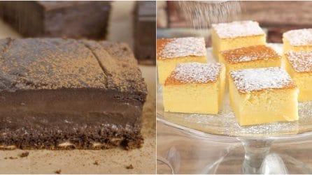Torta magica - Al limone o al cioccolato?