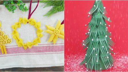 Come fare in casa delle decorazioni di Natale davvero originali!