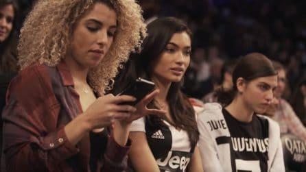 Indossano la maglia della Juventus, ma non si trovano allo Stadium