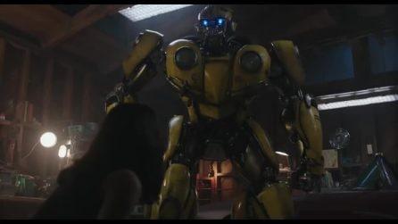 Bumblebee: il trailer italiano