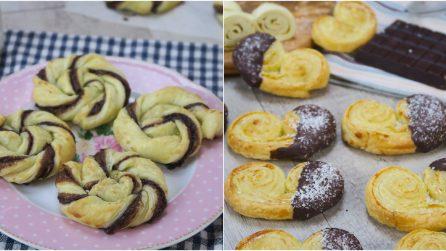 5 dolcetti con la pasta sfoglia che si preparano in poco tempo!