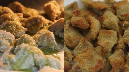 Carciofi impanati al forno: il contorno saporito e leggero