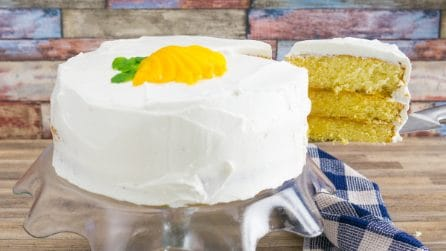Bellini cake: a tasty and unique cake!