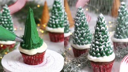 Gli alberi di Natale più dolci di sempre: ecco come farli in casa