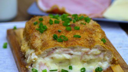 Plumcake di pollo: la ricetta per una cena squisita!