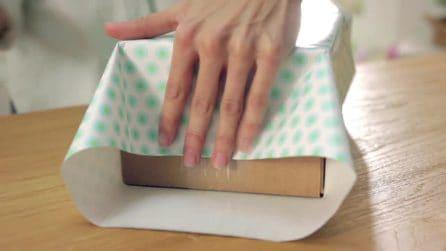 Come trasformare una bottiglia di plastica in un originale pacco