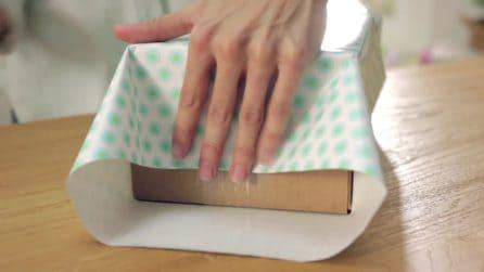 Come preparare un pacco regalo: il metodo più veloce