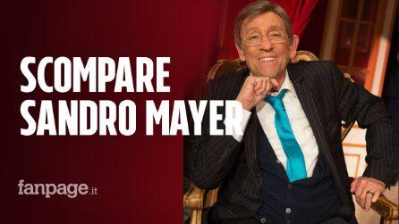 Morto Sandro Mayer, il giornalista aveva 77 anni: dolore nel cast di Ballando con le stelle