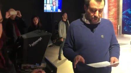 """Boldrini contro Salvini: """"Hai messo alla gogna tre minorenni sui social, cancella quel post"""""""