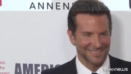 'American Cinematheque Award' alla carriera per Bradley Cooper, con lui Lady Gaga