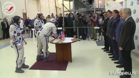 La Soyuz riparte dopo incidente di ottobre: lancio il 3 dicembre