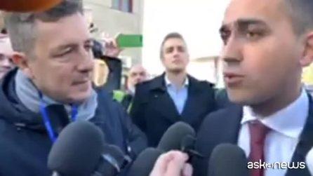 """Manovra, Di Maio: """"Ok compromessi con Ue ma non tradiremo italiani"""""""