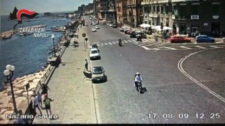 Napoli, sgominata una banda di rapinatori di banche ed uffici postali