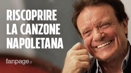 """Quel talento di Massimo Ranieri: """"Bisogna avere pazzia, io mi sono sempre buttato senza paracadute"""""""