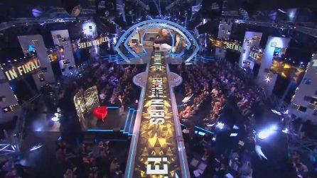 Grande Fratello Vip 2018 - Andrea Mainardi apprende di essere in finale