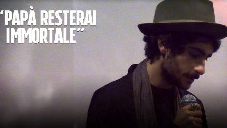 """Morte Ennio Fantastichini, l'addio del figlio Lorenzo: """"La sua immortalità nella pellicola"""""""