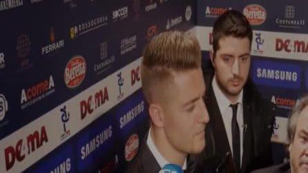 """MIlinkovic Savic: """"Sono alla Lazio e sto bene qua"""""""