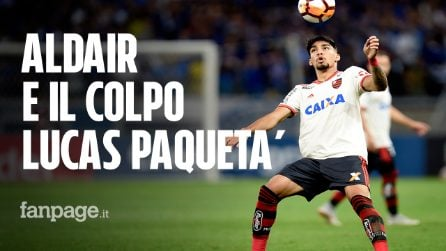 """Aldair: """"Al Milan Paquetà può diventare un grande calciatore"""""""
