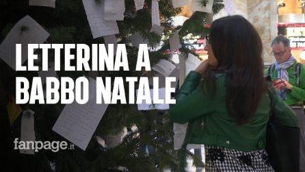 Calcio, politica e soldi: i desideri dei napoletani nelle lettere a Babbo Natale