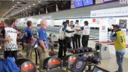 Bowling: lo storico successo mondiale dell'Italia