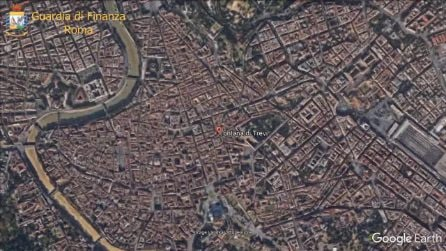 Banda della Magliana, casa vista Fontana di Trevi: confisca al 'Secco' di Romanzo Criminale