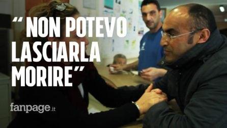 """Mustafa, l'uomo che ha salvato la dottoressa aggredita a Crotone: """"Non potevo lasciarla morire"""""""