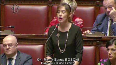 """Manovra, Boschi: """"Modificarla è dovere civile, sarà l'ultima del governo del cambiamento"""""""