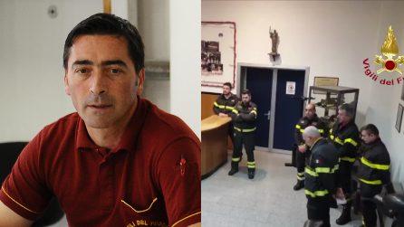 Rieti, il ricordo commosso di Stefano Colasanti morto nell'esplosione