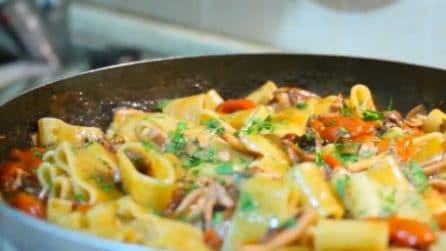 La calamarata: un piatto semplice ma delizioso