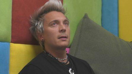 """Grande Fratello Vip 2018, Andrea Mainardi: """"Qui sono diventato un uomo, non sono più superficiale"""""""