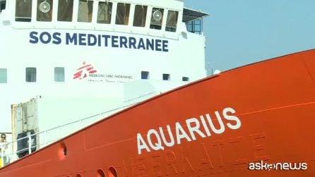 """Aquarius interrompe attività di soccorso. Salvini esulta: """"Meno partenze, meno sbarchi, meno morti"""""""