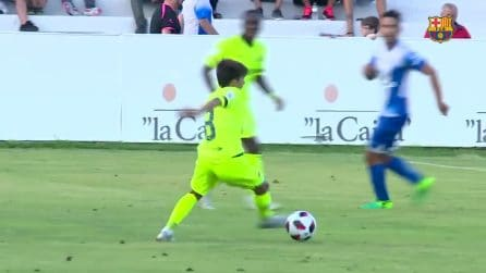 Il Barcellona ha il suo nuovo Iniesta: 19 anni e giocate da fuoriclasse