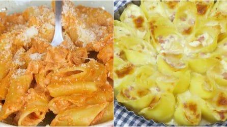 4 primi piatti gustosi e originali per sorprendere i vostri ospiti!
