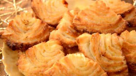 Sfoglie limone e cannella: pochi ingredienti per un dessert gustoso